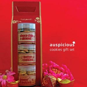Auspicious Cookies GIft Set 1