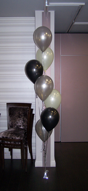 Huff Puff Balloons Clusters