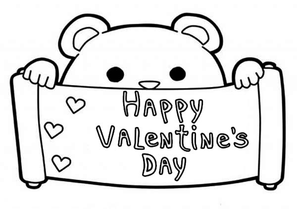 Best Valentines Day Coloring Pictures Printables Hug2Love