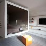 Chambre rénovée
