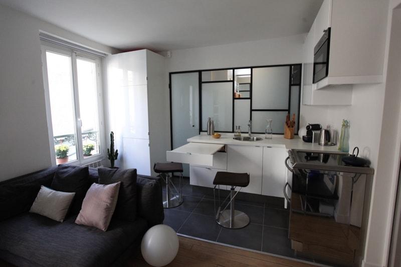 Rénovation d'un studio à Paris