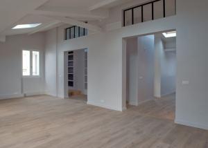 Travaux de rénovation d'un magnifique loft à Paris