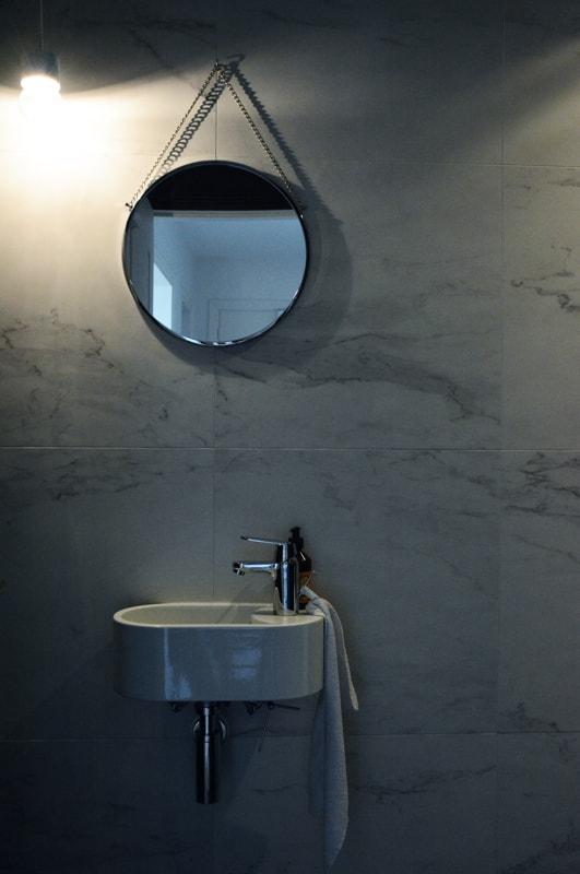 Création d'un WC séparé