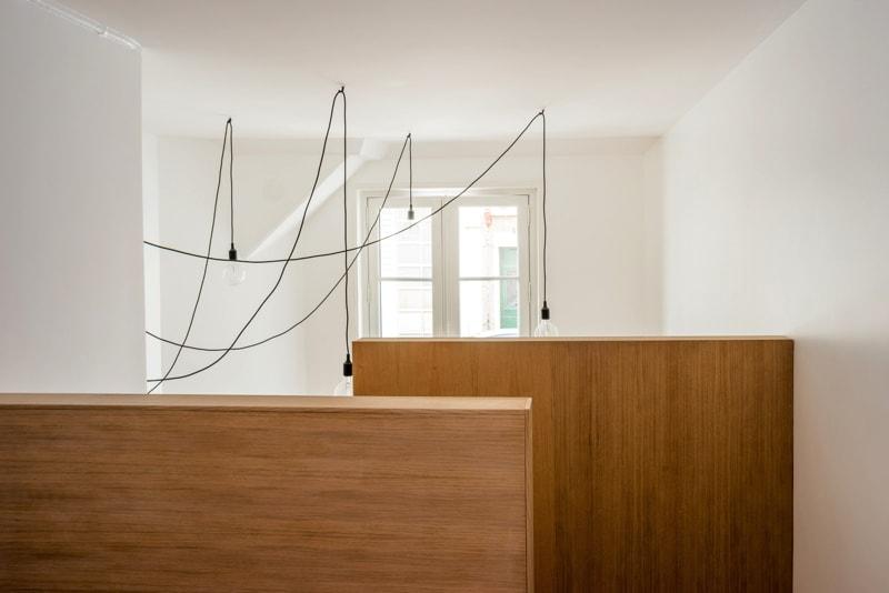 Création d'une chambre mezzanine
