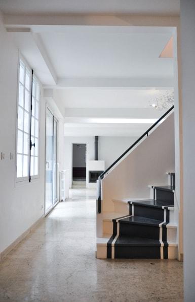 Rénovation complète de la maison