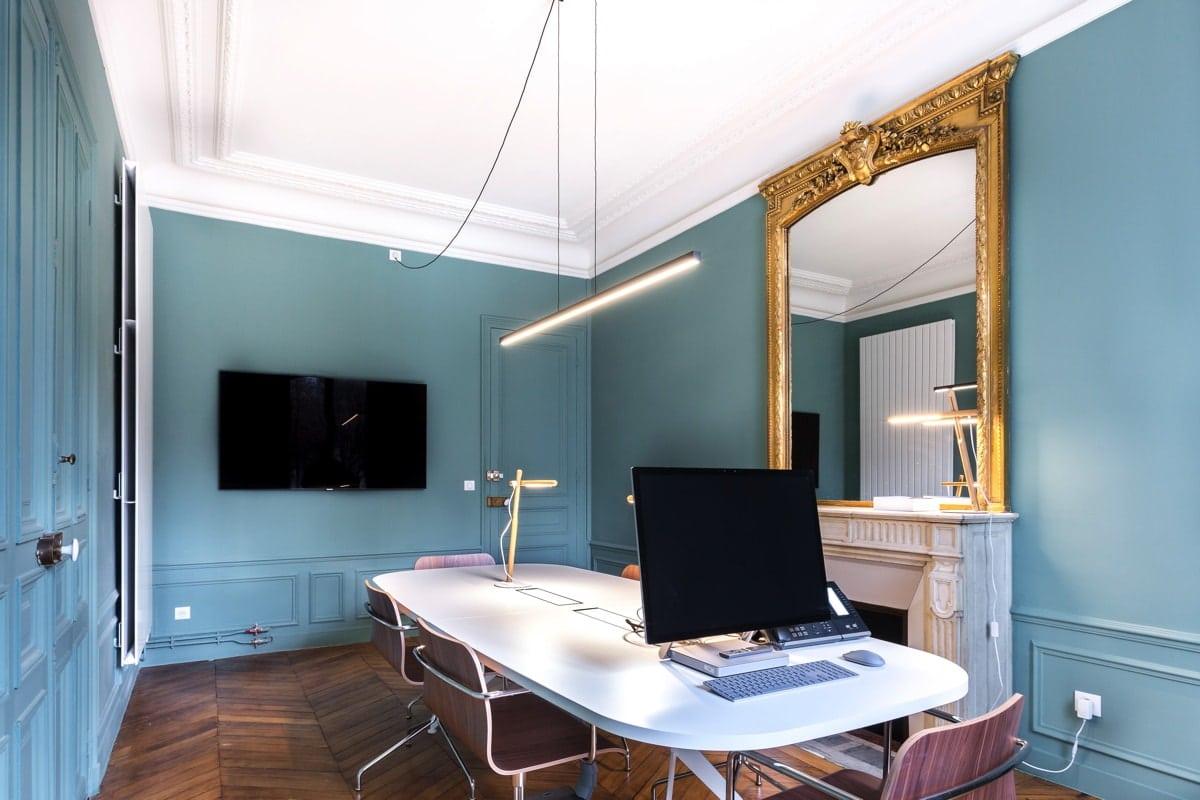 Rénovation de bureaux pour une agence immobilière 2