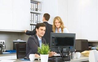 """Le bureau nomade dans l'entreprise ou """"hot desking"""""""