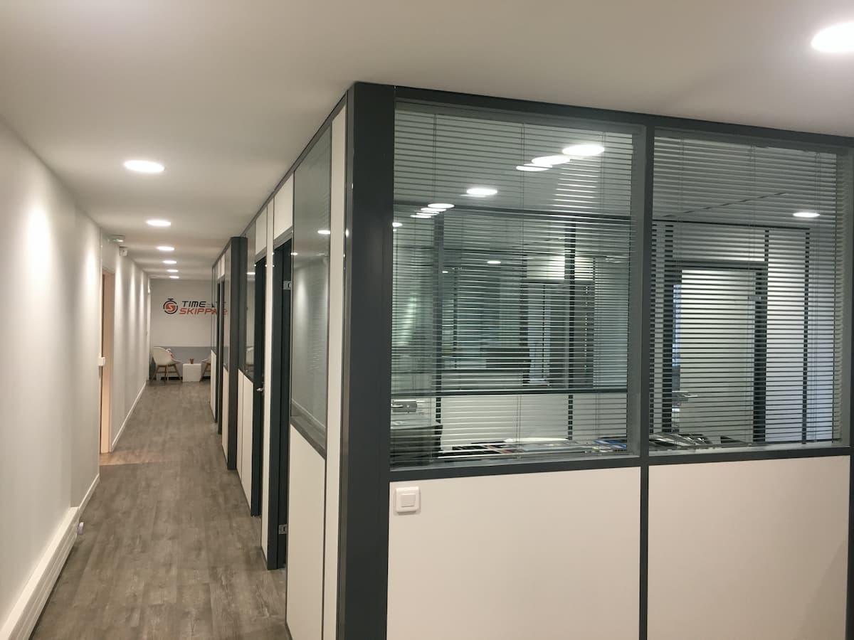 Aménagement de bureaux à Rueil Malmaison 11
