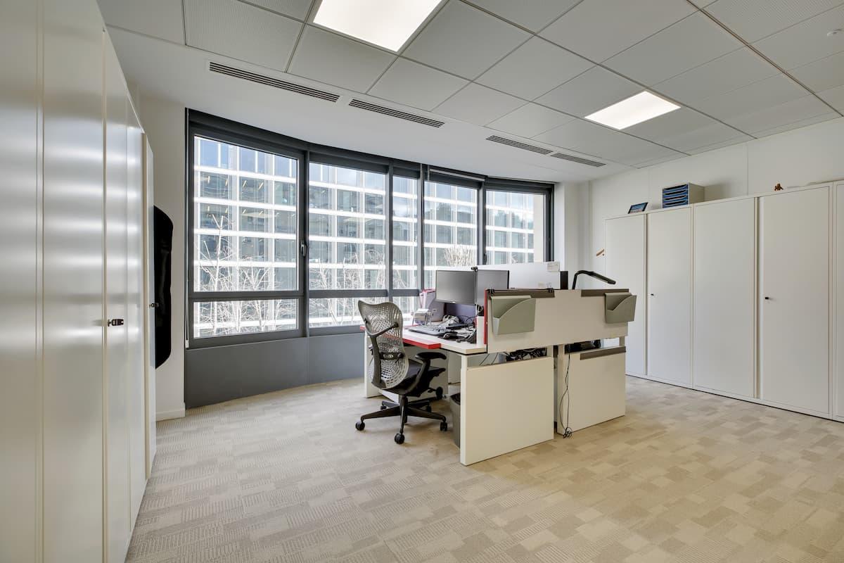 Aménagement de bureaux, Paris 8 - 3