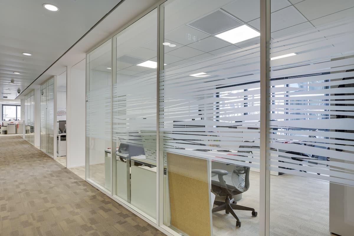 Aménagement de bureaux, Paris 8 - 1