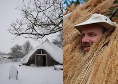Cranborne Old Roundhouse Snow + Anthony