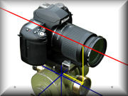 Photographic Intersection - the technicalities