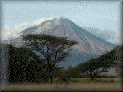Ol Doinyo Lengai, The Mountain of God Tanzania