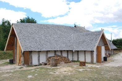 Viking Longhouse 16