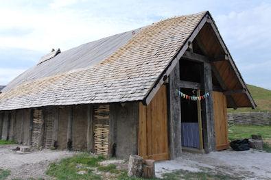 Viking Longhouse 6