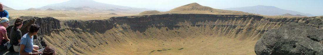 Shimo Ya Mungu - The Sunken Crater