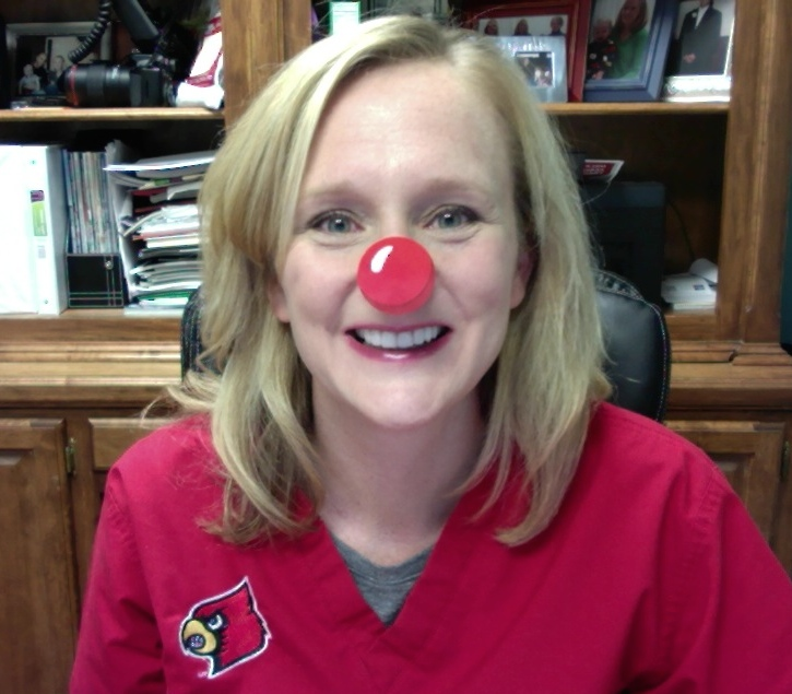 Help us raise money for Red Nose Day!