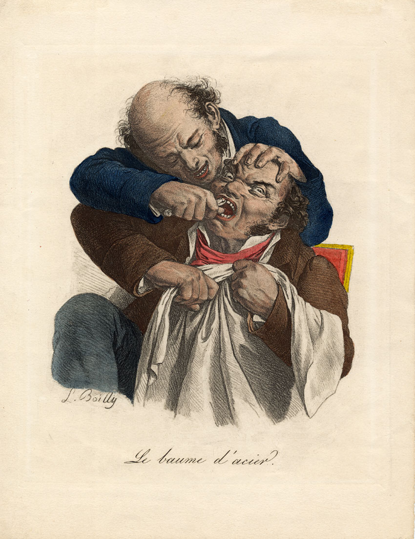Dentist-Barber