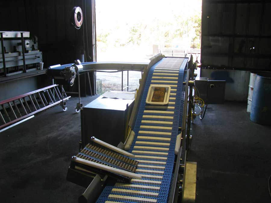 High Friction Top Conveyor Belt