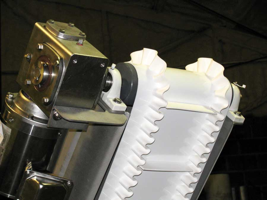 FDA Incline Conveyor