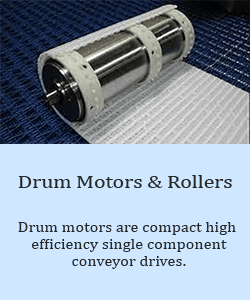 Drum Motors & Rollers