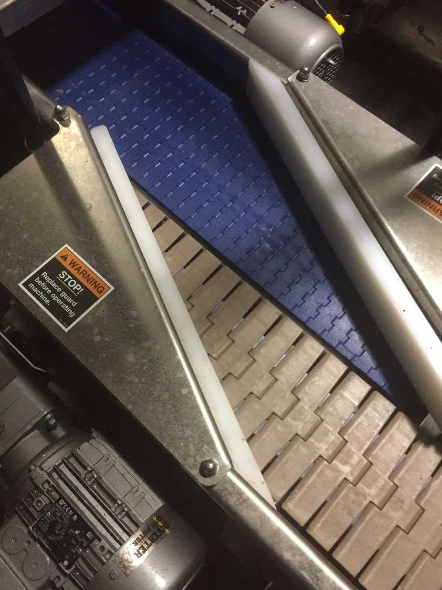 Modular Plastic Conveyor Belt