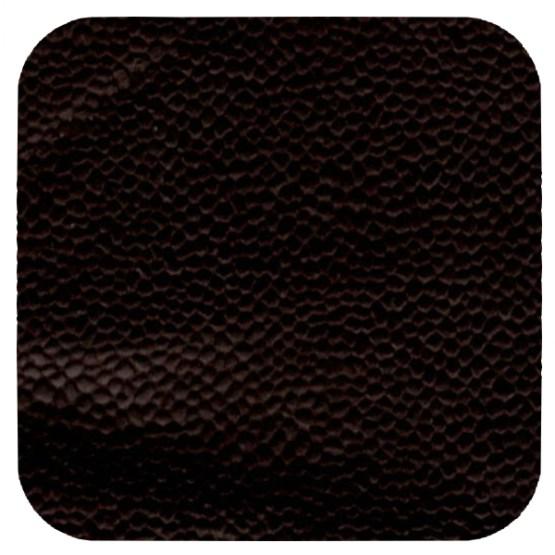 matt brown leather