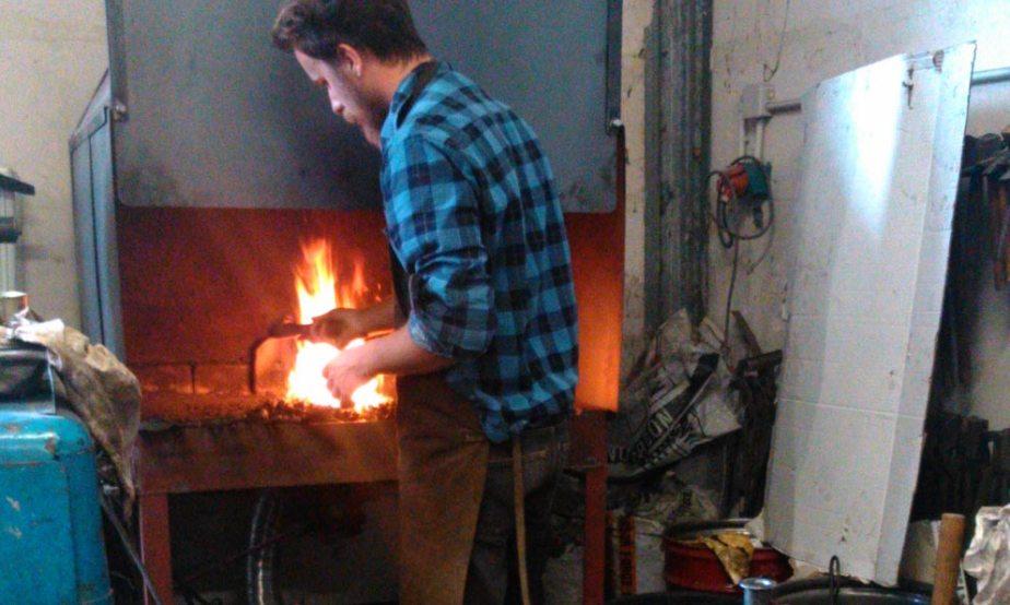 forge - hugo ferronnerie