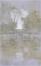 "<h5>Reflections</h5><p>Acrylic on canvas, 48"" x 30"" (122 x 76cm) </p>"