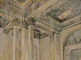 """<h5>Colonnade</h5><p>Oil on Canvas. 38"""" x 51"""" (97 x 130cm)</p>"""