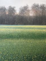"""<h5>Les parfums tournent dans l'air du soir (Baudelaire)</h5><p>Oil on canvas, 74¾"""" x 59"""" (190 x 150cm)</p>"""