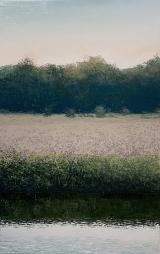 """<h5>Le ruisseau</h5><p>Oil on canvas, 41⅓"""" x 25½"""" (105 x 65cm)</p>"""