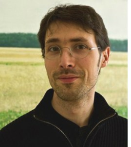 Photograph of artist Benoît Trimborn