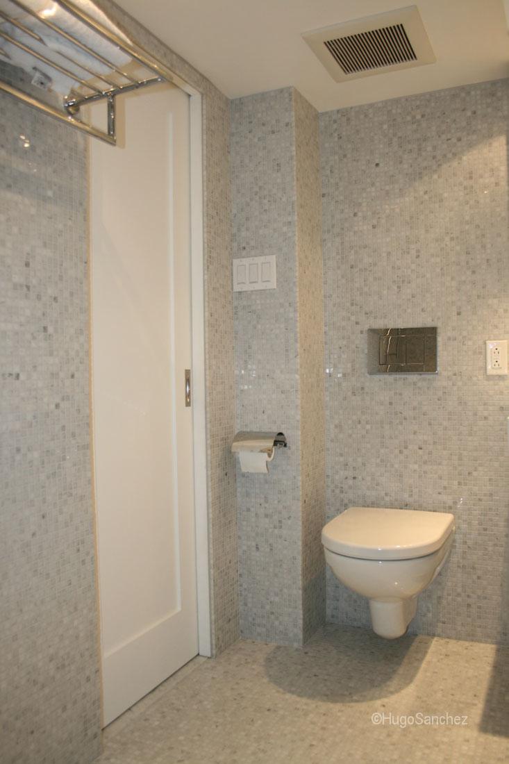 Curbless Mosaic Shower C 233 Ramiques Hugo Sanchez