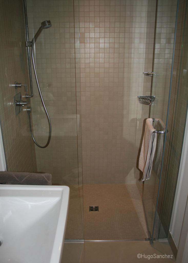 Basement Curbless Shower C 233 Ramiques Hugo Sanchez