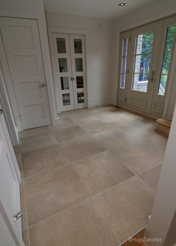Large Format Tiles C 233 Ramiques Hugo Sanchez