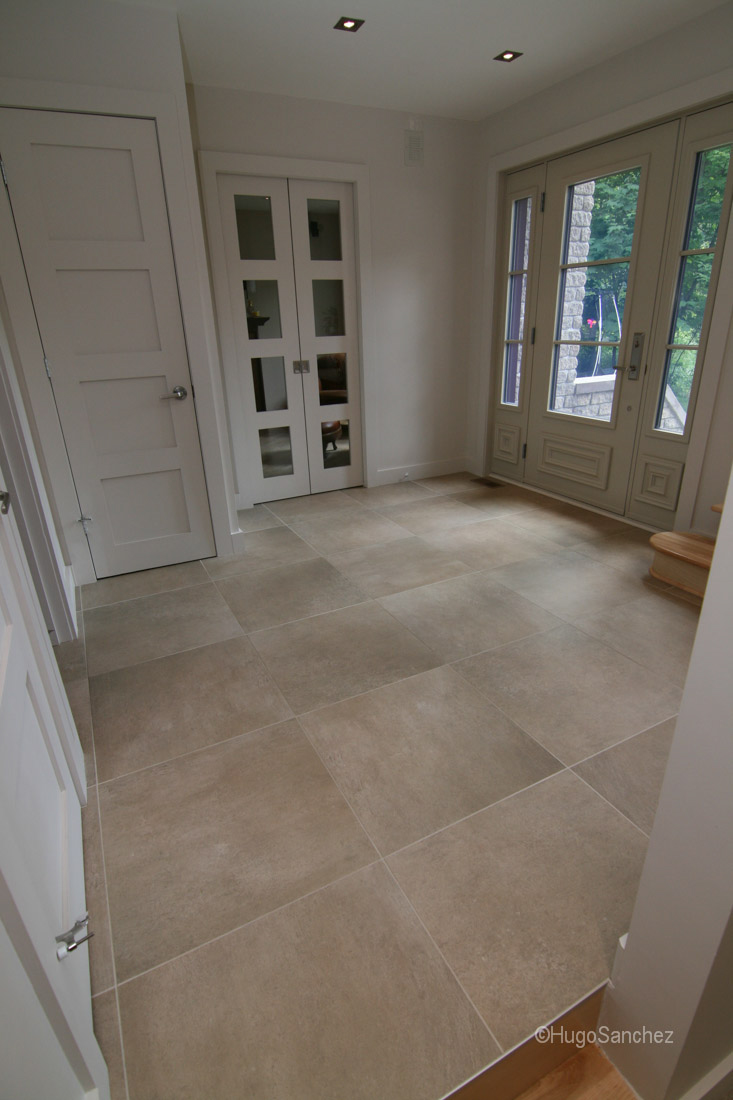 Large Format Tiles Cramiques Hugo Sanchez Inc