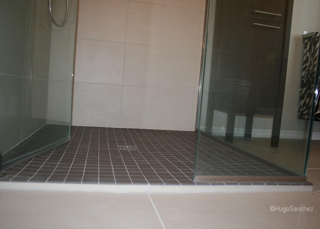 Shower Base Cramiques Hugo Sanchez Inc
