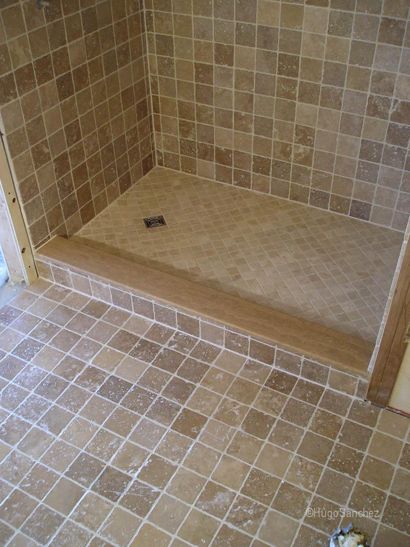 Bath Shower Transformation Cramiques Hugo Sanchez Inc