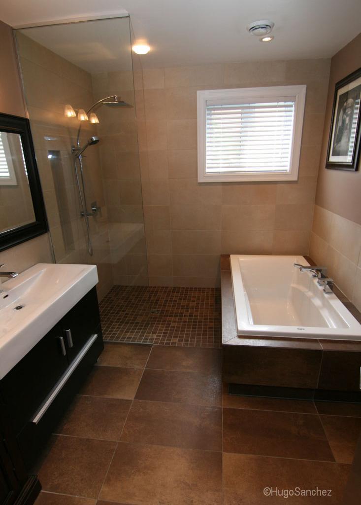 Open Shower Design C 233 Ramiques Hugo Sanchez