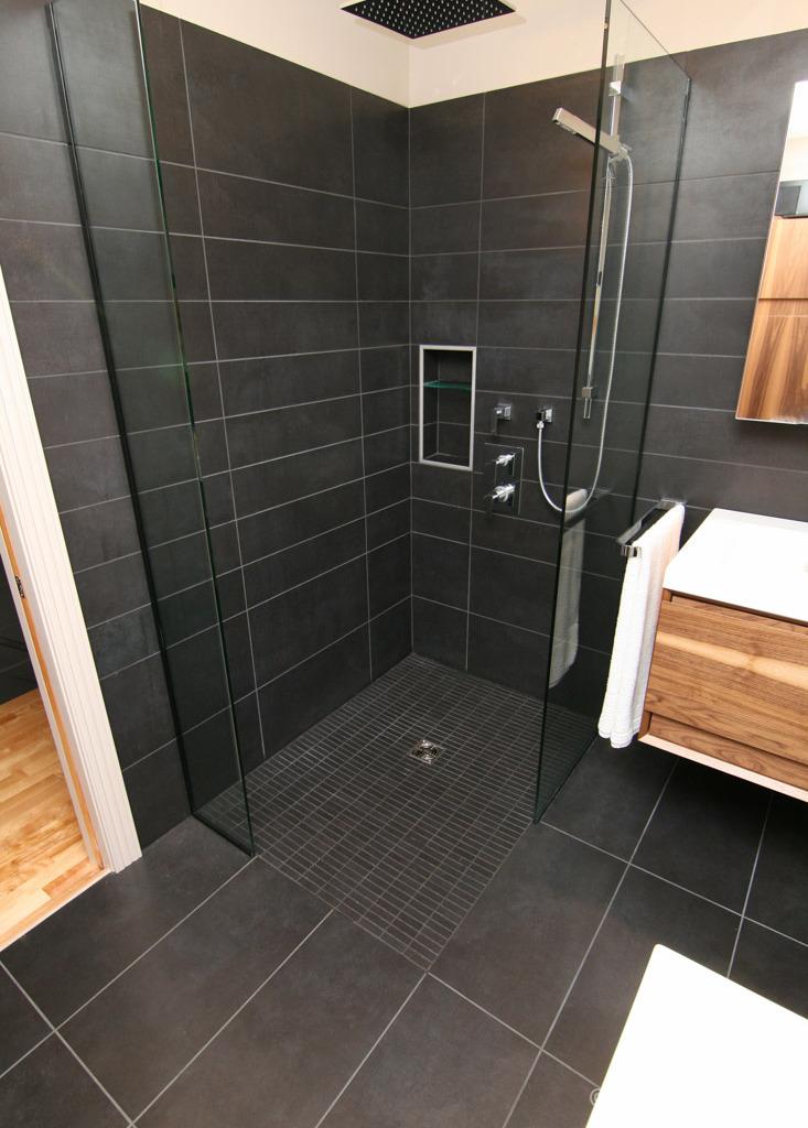 Doorless Shower C 233 Ramiques Hugo Sanchez