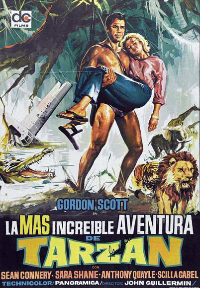 Tarzan's Greatest Adventure – 1959