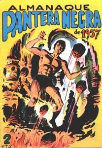 Pantera Negra Alm 00