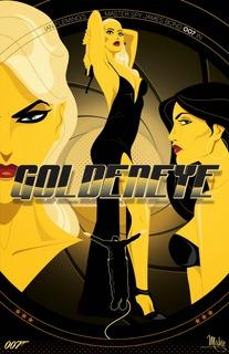 Mike Mahle – James Bond_17 – Goldeneye