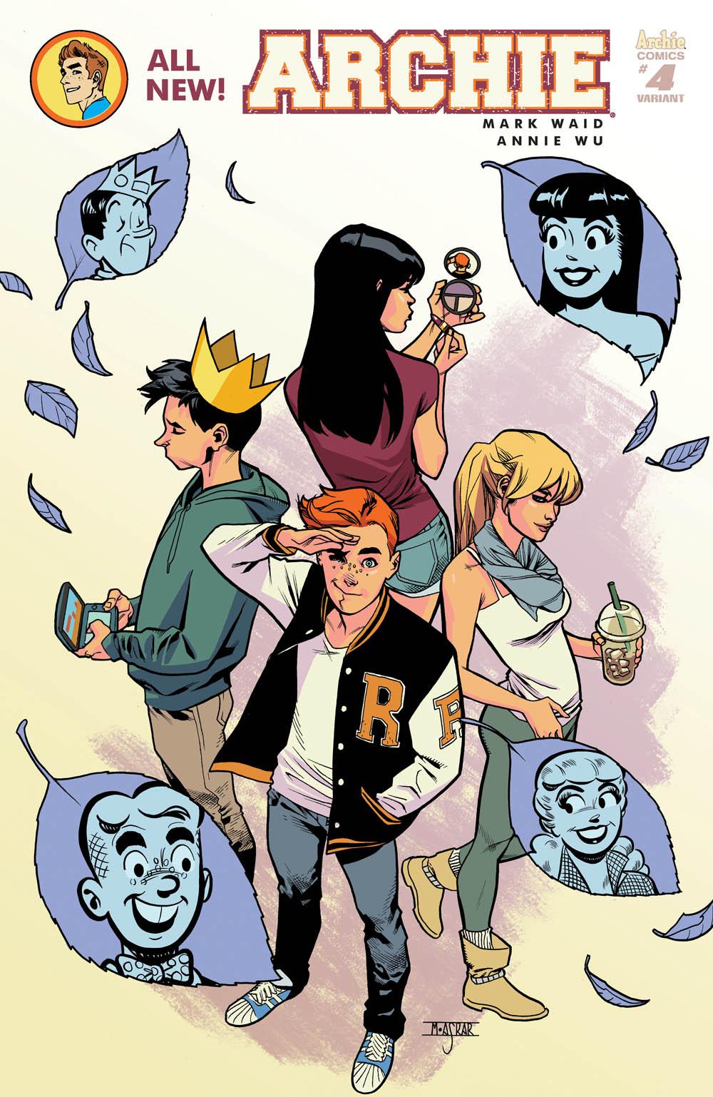 Archie4AsrarVar