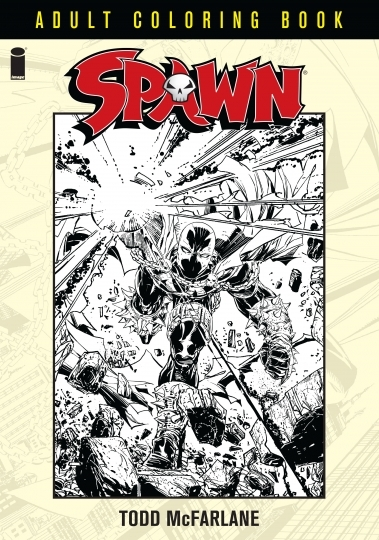 Spawn_Coloring_Book