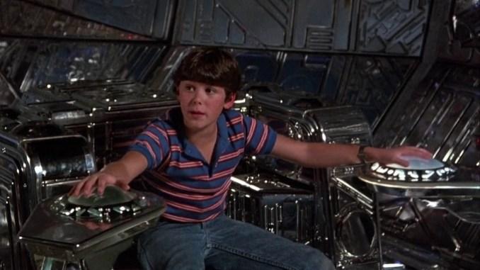 Resultado de imagen de el vuelo del navegante, 1986