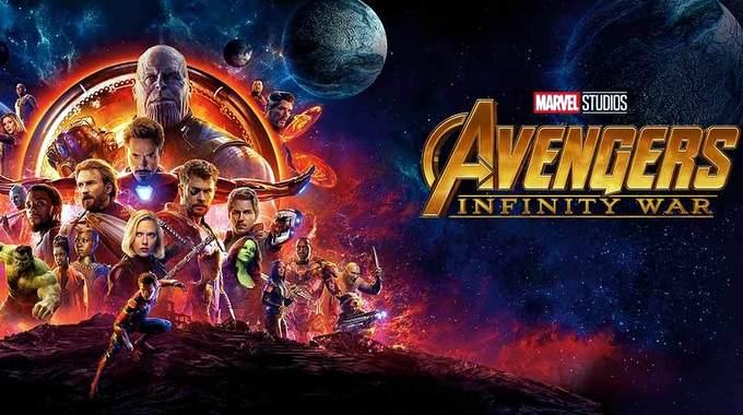 Descargar Avengers Infinity War 2018 1080p