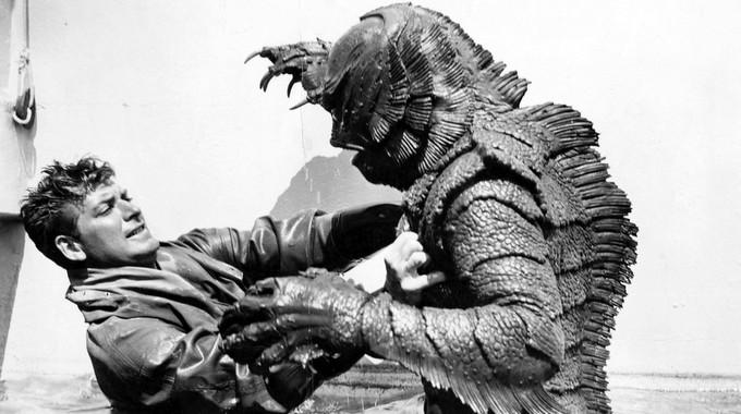 Resultado de imagen de revenge of the creature 1955