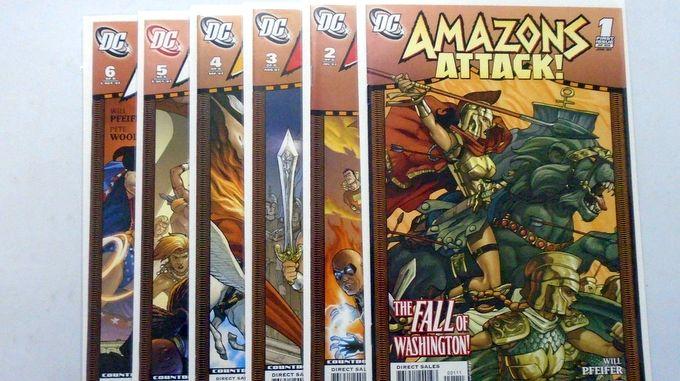 amazon attack